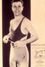 Dick Powell Jantzen male swimsuit Topper
