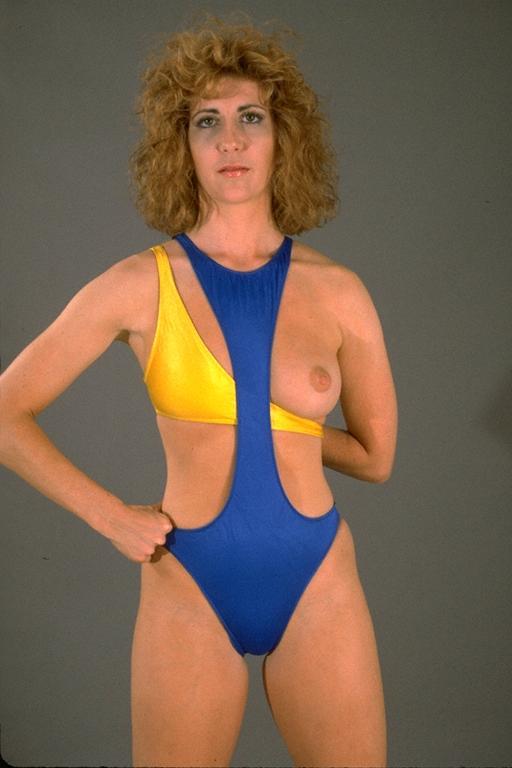 Bikini science half nipple